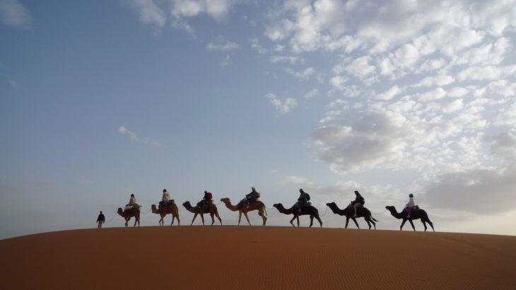 サハラ砂漠を見たい! スペイン・モロッコ一人旅 in 2009 ~中編~