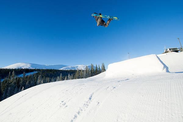 スノーボードとフィギアスケートのジャンプの違いついて